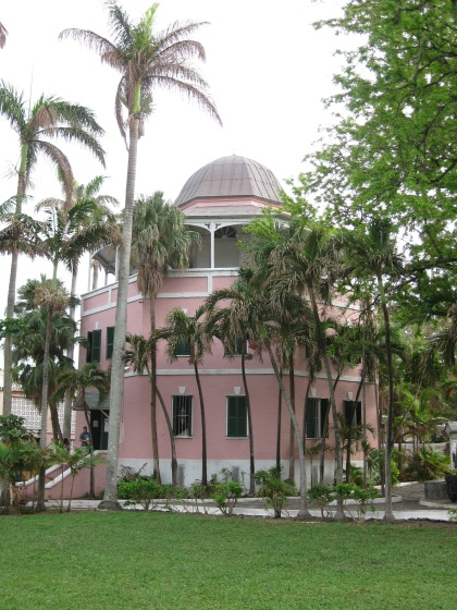 Nassau library and museum